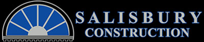 Salisbury Construction Company, Worcester, Metrowest, MA Logo